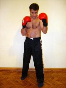 Krzysztof Witkowski - III Dan Kickboxing