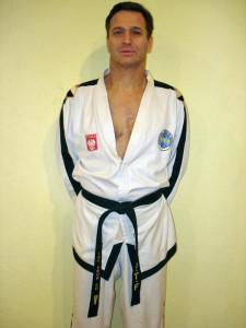 Krzysztof Witkowski - VI Dan Taekwon-do